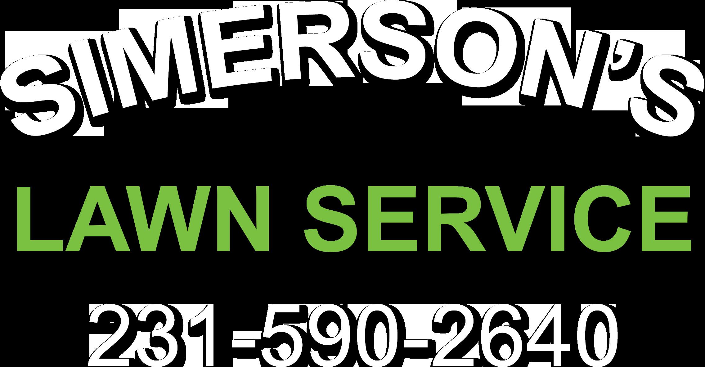 Simerson's Lawn Service